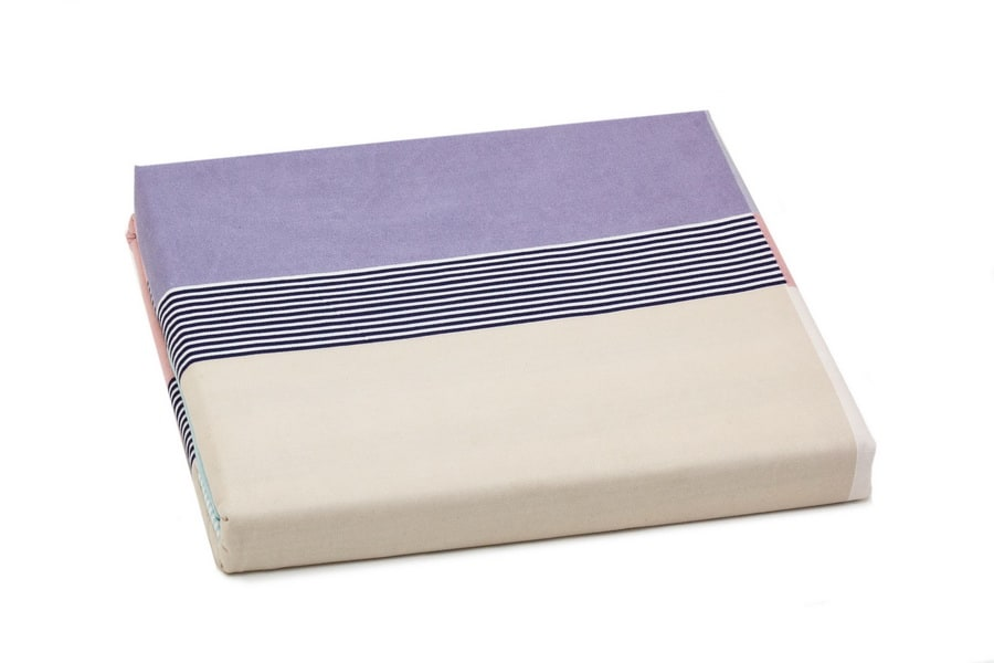 Bed sheet King Size Plaid & Stripe Print - Balooworld
