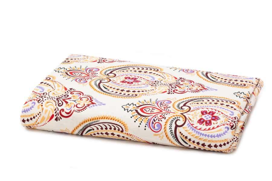 Bed sheet King Size Allover Paisley Print - Balooworld