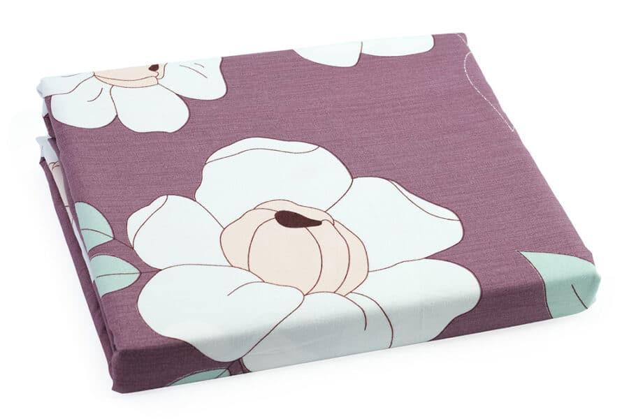 Bed Sheet King Size Summer Flower Pattern - Balooworld
