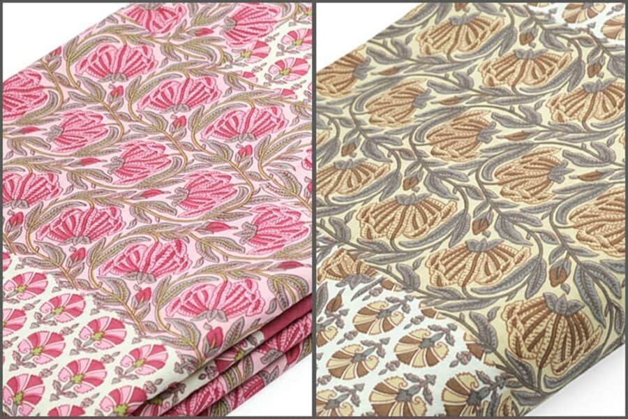 Bed Sheet Full Size Abloom Floral Pattern Combine - Balooworld