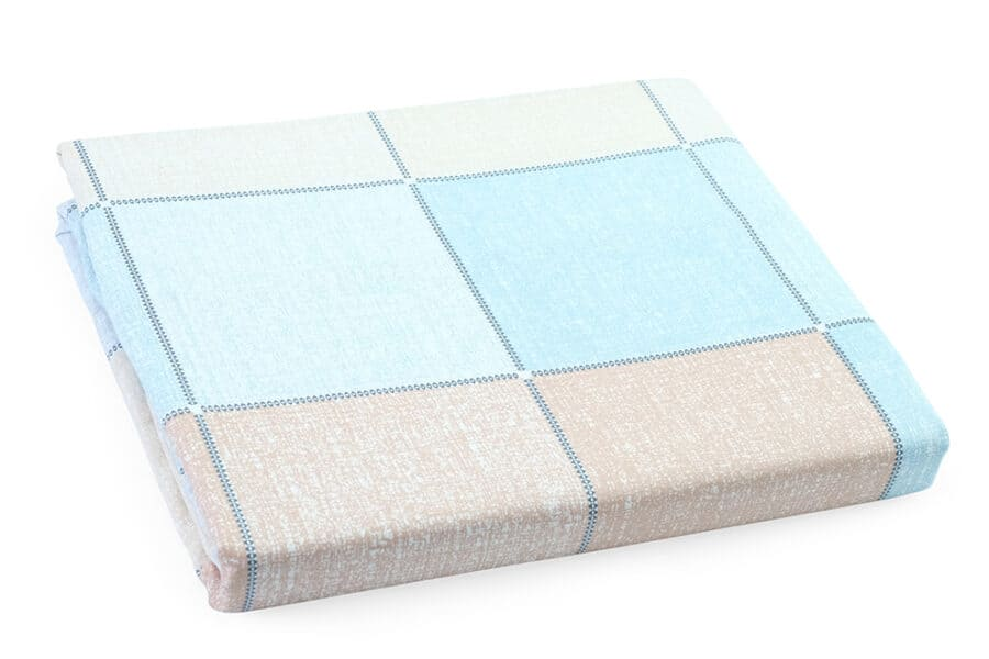 Bed Sheet Full Size Geometric & Stripes Pattern - Balooworld