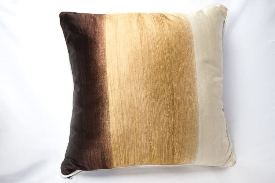 cushion-cover-large-size-golden-brown-bold-stripes-balooworld