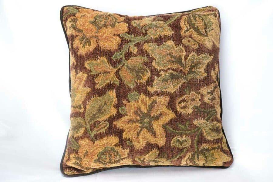 cushion-cover-standard-size-dark-brown-floral-balooworld