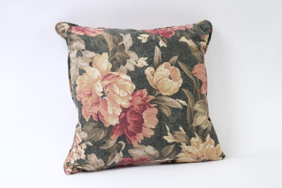 floral square cushion balooworld-cushion-cover