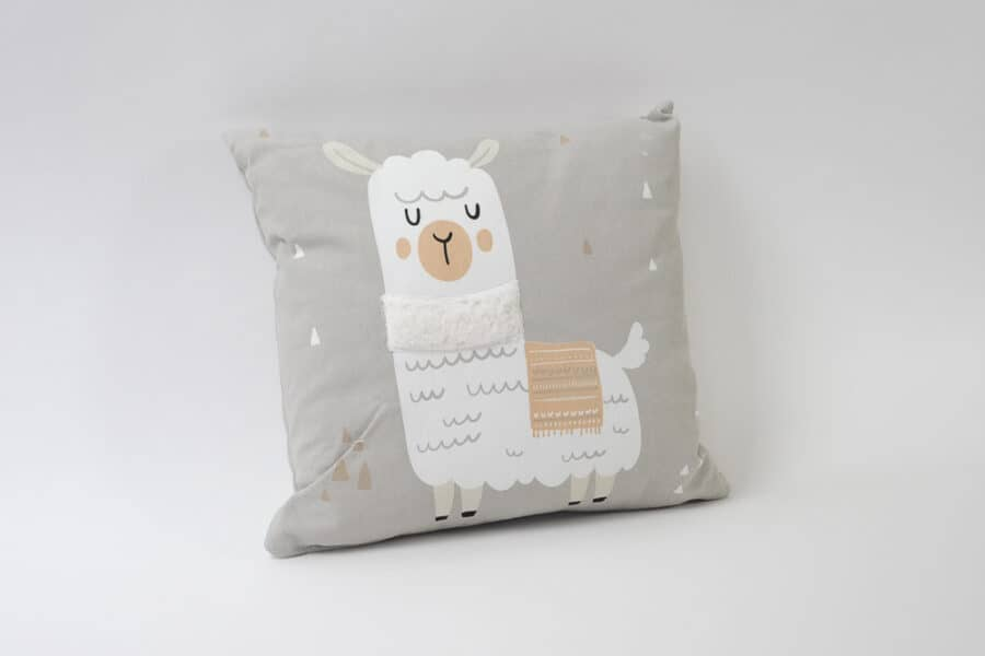 llama cushion balooworld-cushion-cover