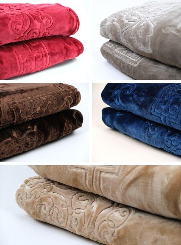 solid-color-mink-blanket-queen-size-balooworld.ca