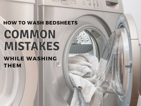 how-to-wash-bedsheet-common-mistakes-while-washing-them